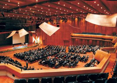 Auditorium Stravinski à Montreux