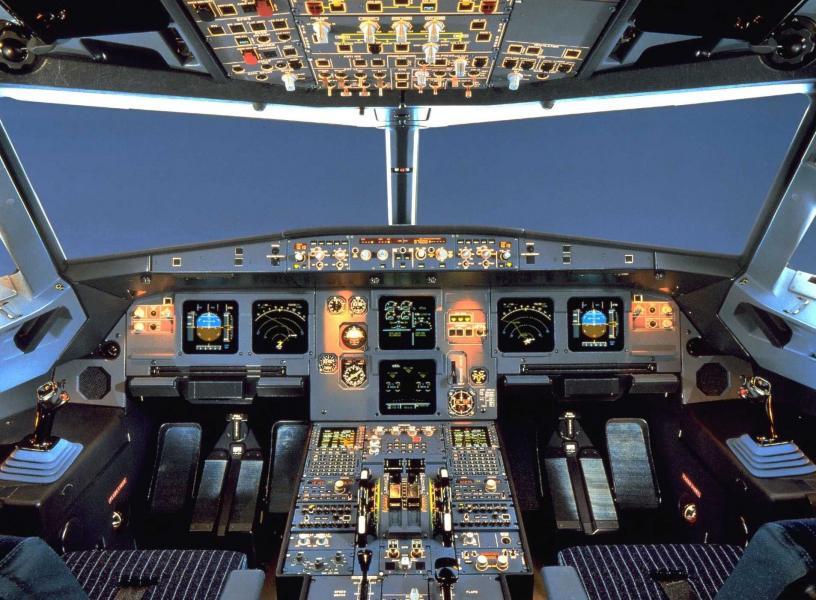 Captation et diffusion vidéo du simulateur A320