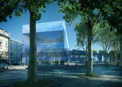 Ecole numérique de Boulogne Billancourt
