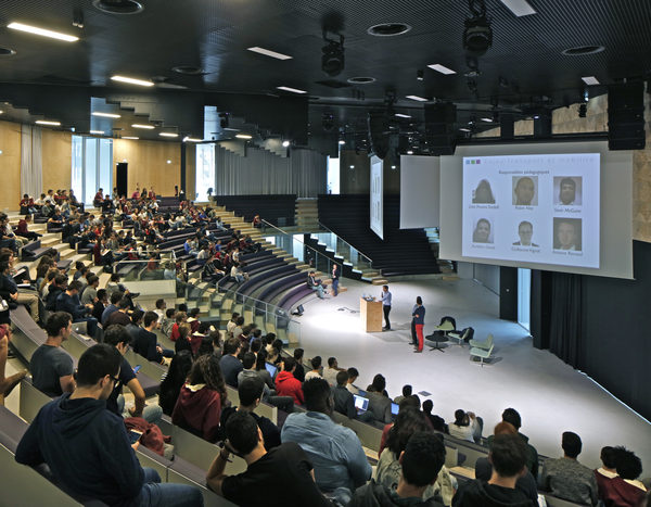 auditorium ecole centrale supelec