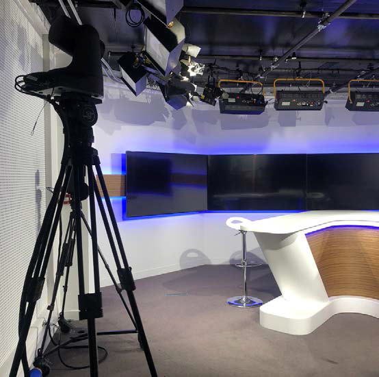 Studio TV boursorama